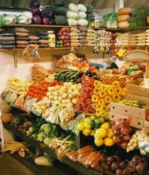 Horto mercado de Itaipava