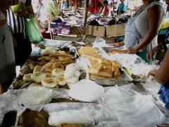 Banca de Guisados na feira de Coruripe
