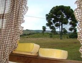 queijo serrano paisagem