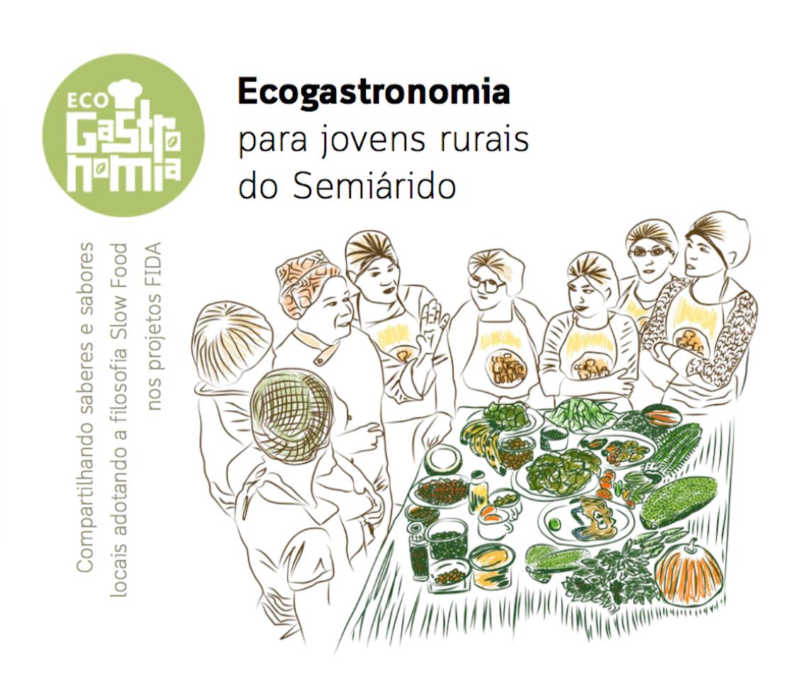 capa ecogastronomia jovens rurais semiarido
