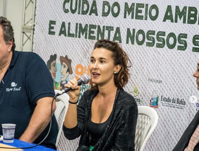Valentina Bianco parceria CAR BA